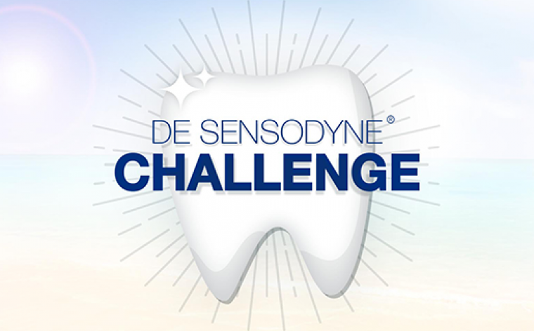 The Sensodyne challenge